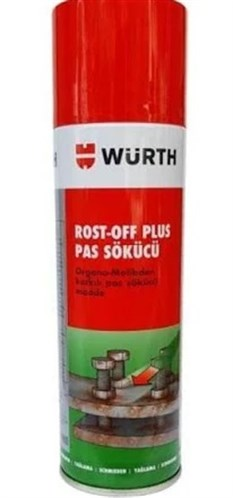 WÜRTH ROST OF PLUS PAS SÖKÜCÜ